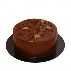 Entremet Chocolat Caramel...